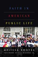 Faith in American Public Life Book Cover