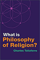 What is Philosophy of Religion Book Cover