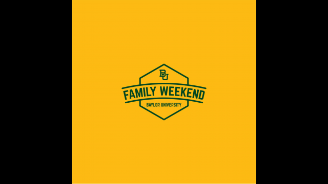 Baylor University Announces Family Weekend Virtual Experience Schedule