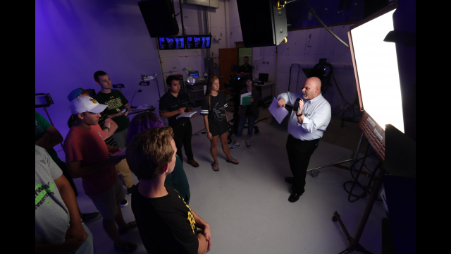 Baylor Film and Digital Media Professor Awarded Excellence in Education Medal From SMPTE