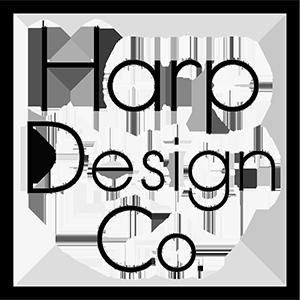 Harp Design Co. Logo
