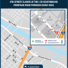 I-35 Update: 4th Street to Close at the Southbound I-35 Frontage Road