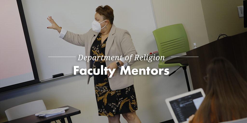 Religion Faculty Mentor MC