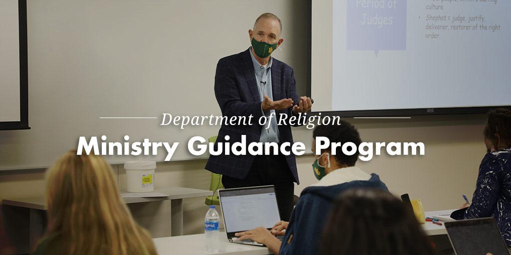 Ministry Guidance MC