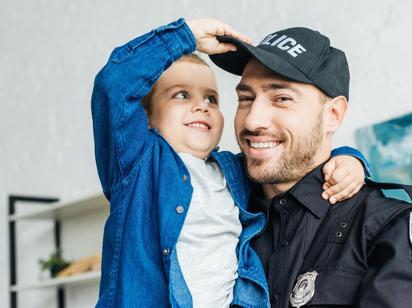 officer family