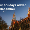 Four Additional Holidays
