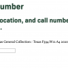 New Features in Online Catalog Include Text-a-Call-Number, Special Collections Requests, More