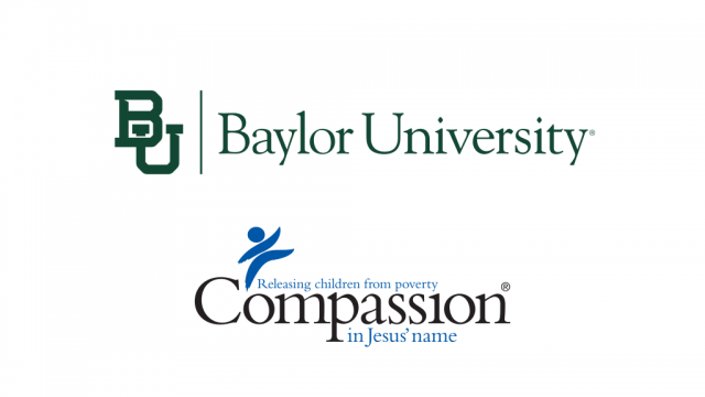 Baylor University and Compassion International Announce Partnership