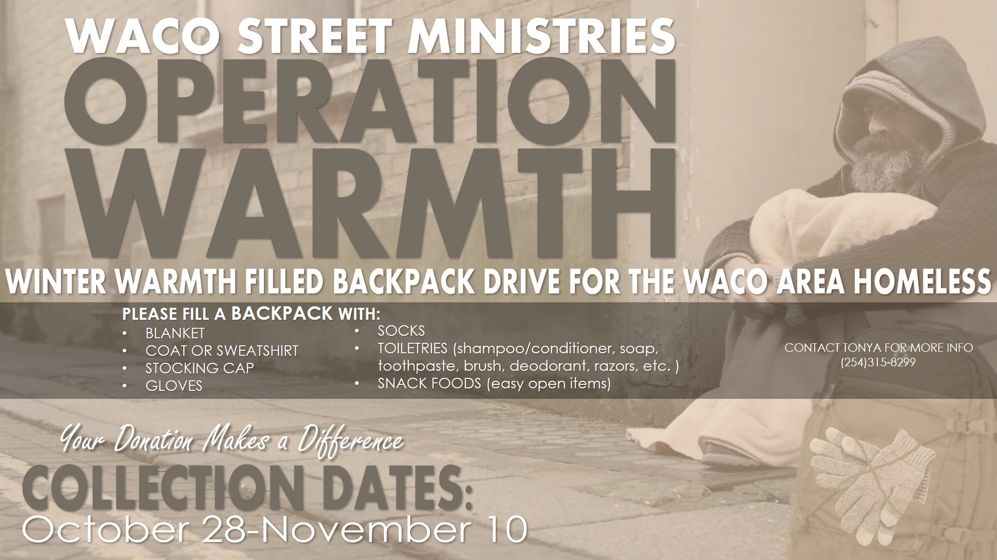 Operation Warmth