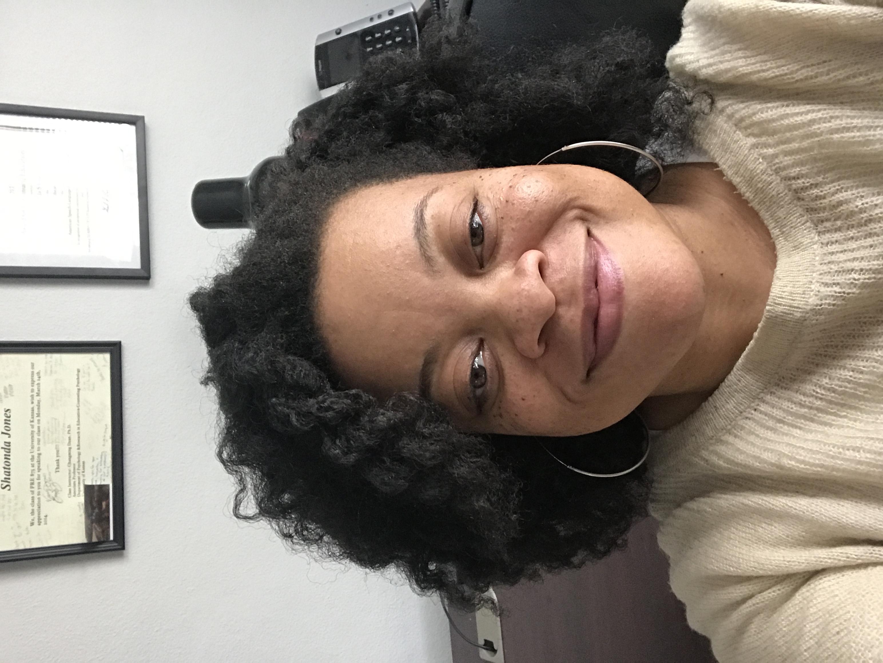 Shatonda Jones, Ph.D., CCC-L/SLP, CBIST