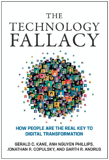 book cover of The Technology Fallacy