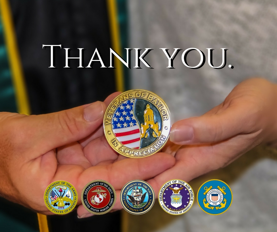 News- Thank You Challenge Coin