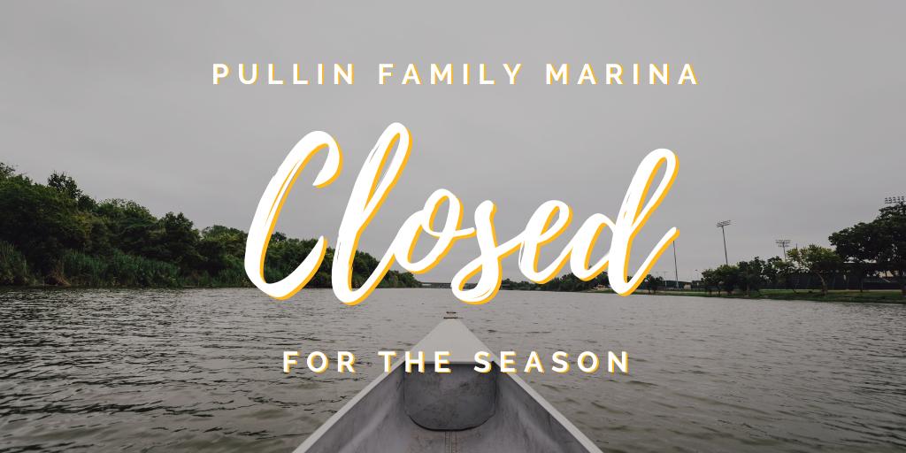 OA Marina Closed Fall 2020