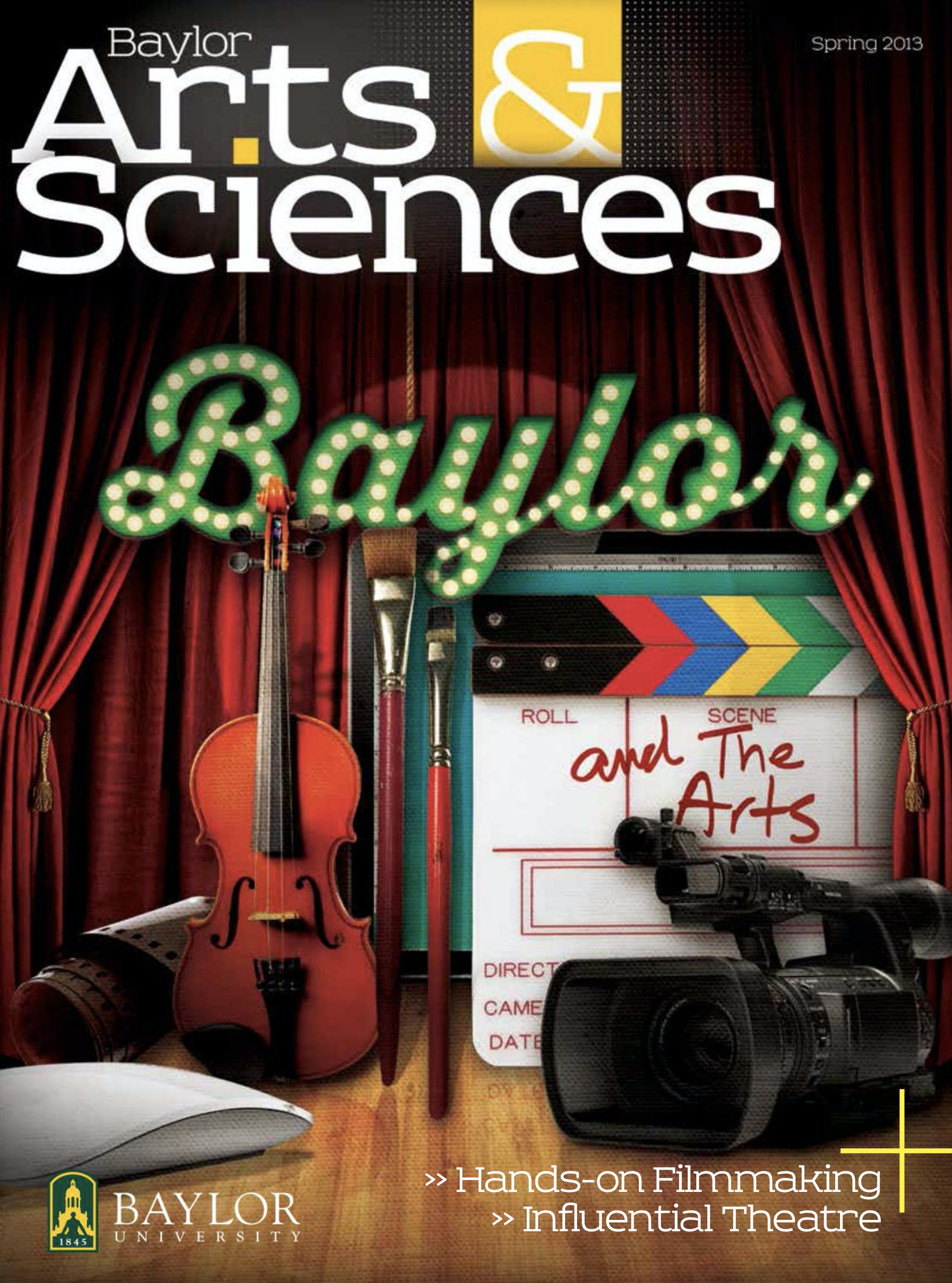 A & S Magazine - Spring 2013