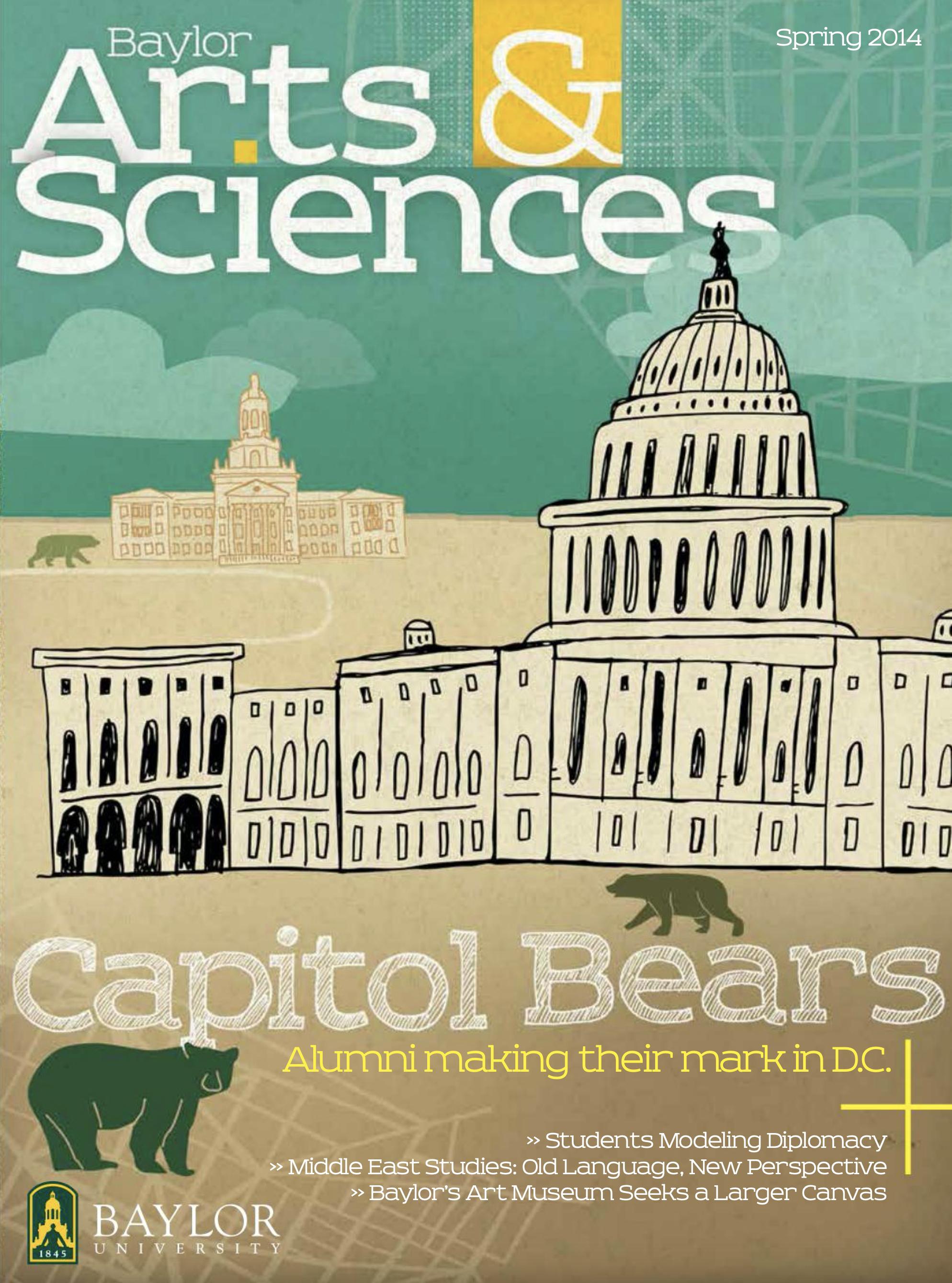 A & S Magazine - Spring 2014