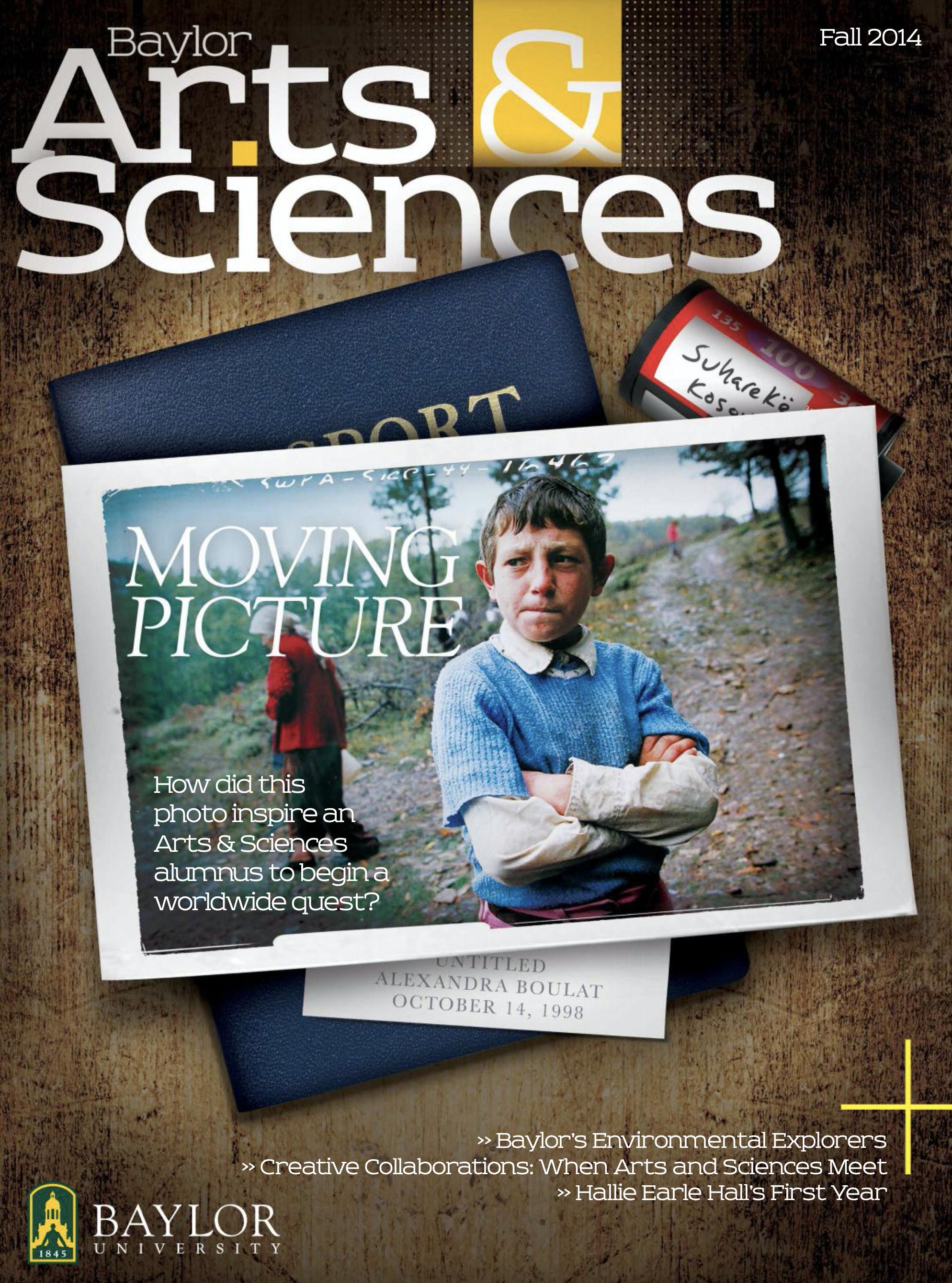 A & S Magazine - Fall 2014