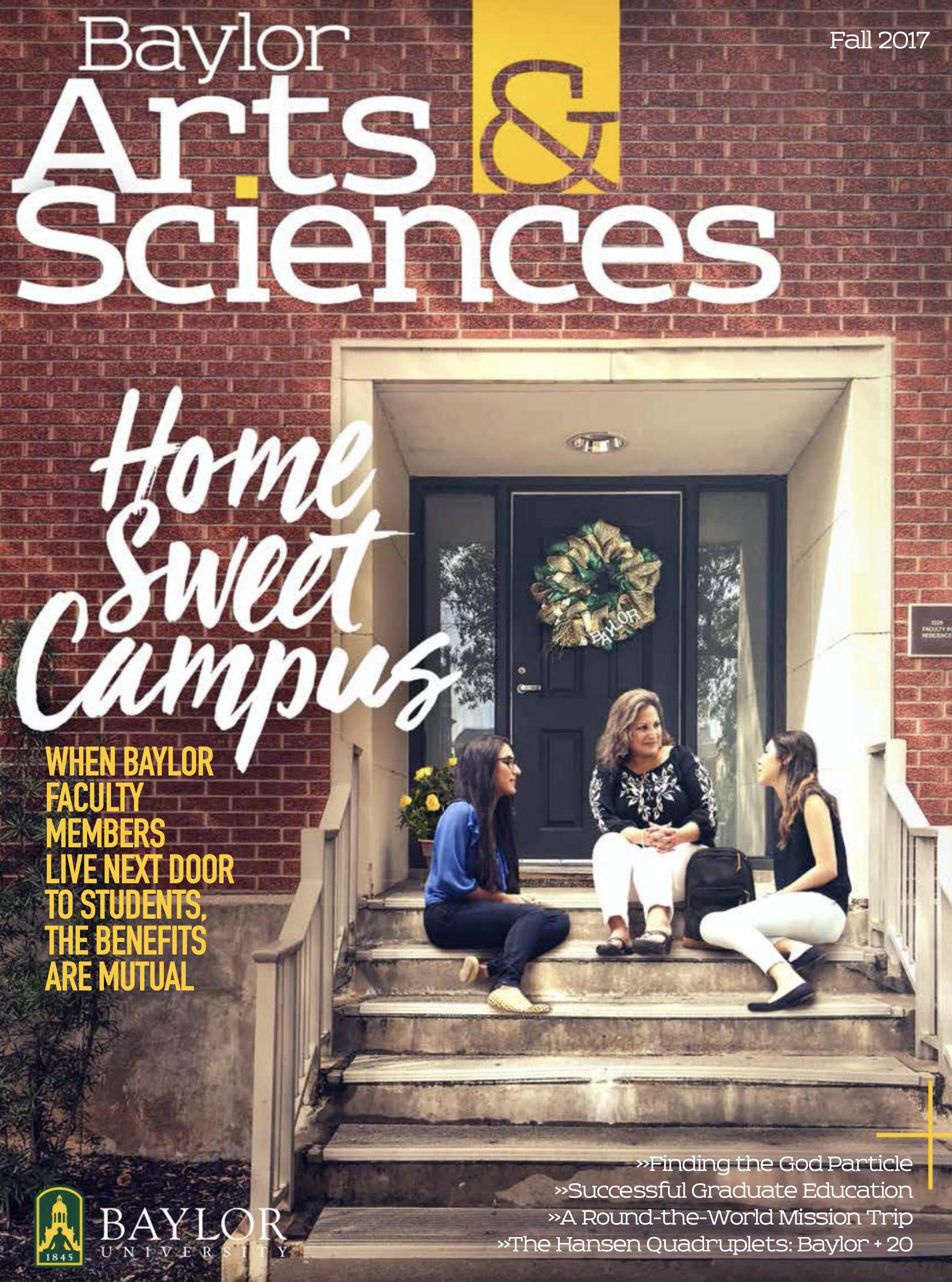 A & S Magazine - Fall 2017