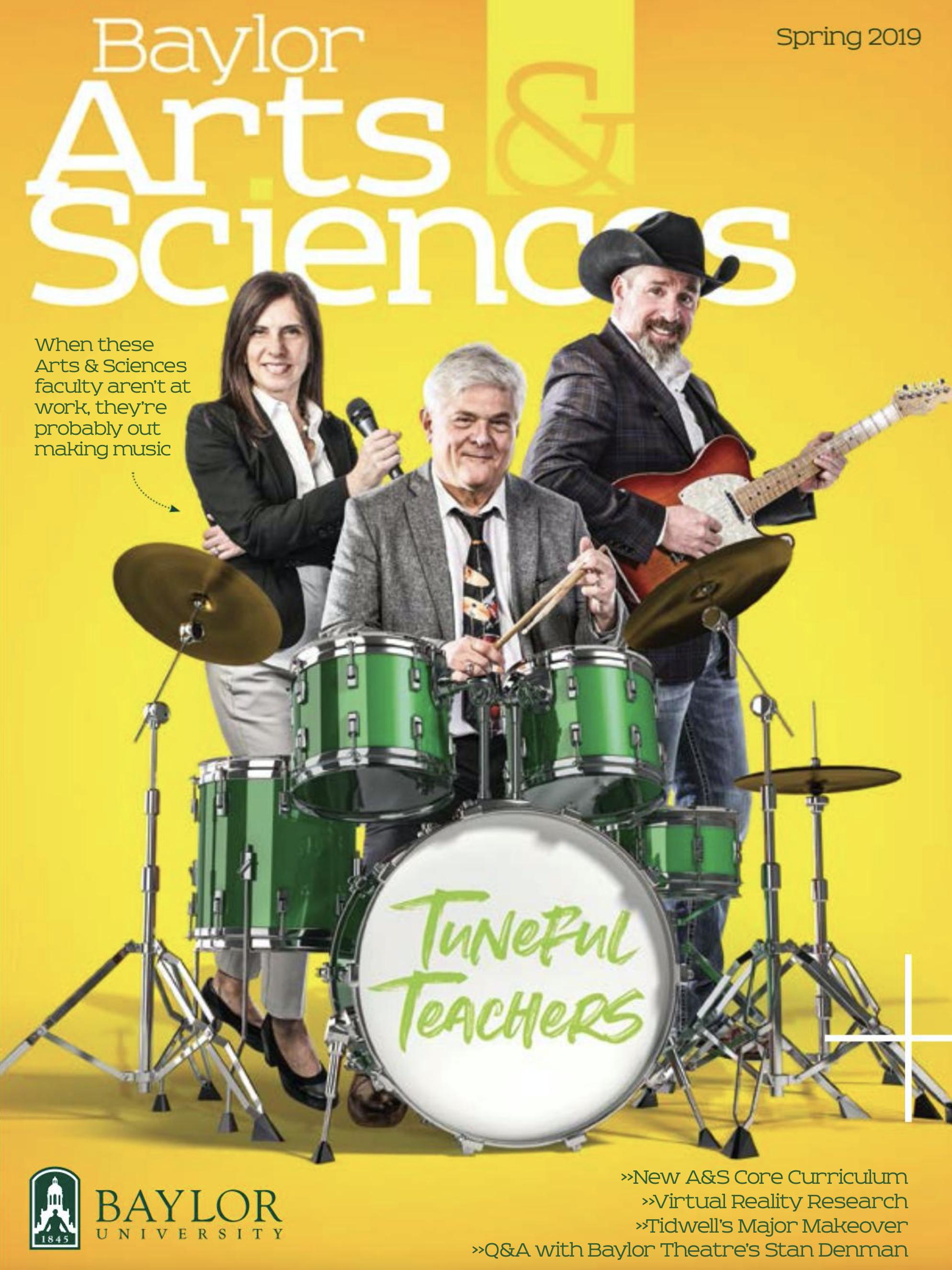 A & S Magazine - Spring 2019
