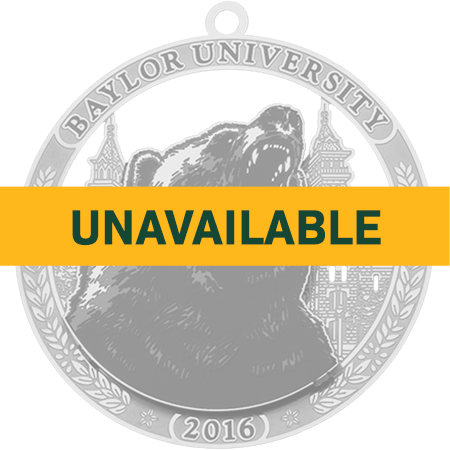 2016 Bear Mascot