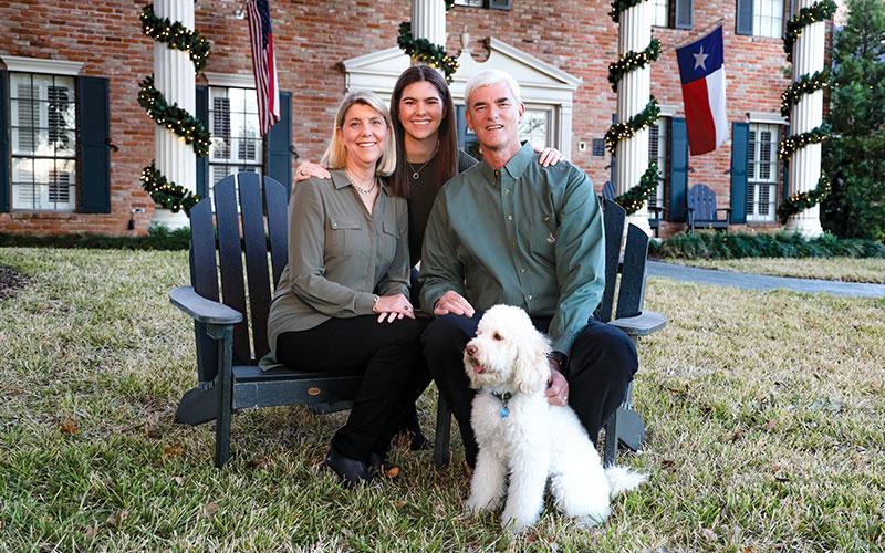 president-family