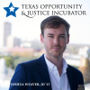 Texas Opportunity & Justice Incubator Selects Baylor Lawyer, Joshua Weaver (JD '15) as New Director