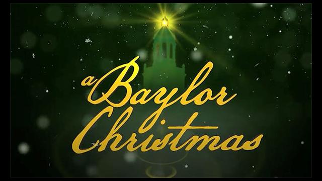 A Baylor Christmas