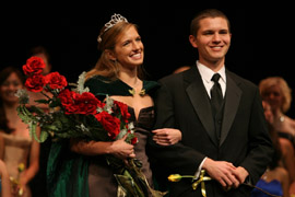 Baylor's Homecoming Queen is crowned