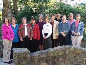 October 2006 NC visit