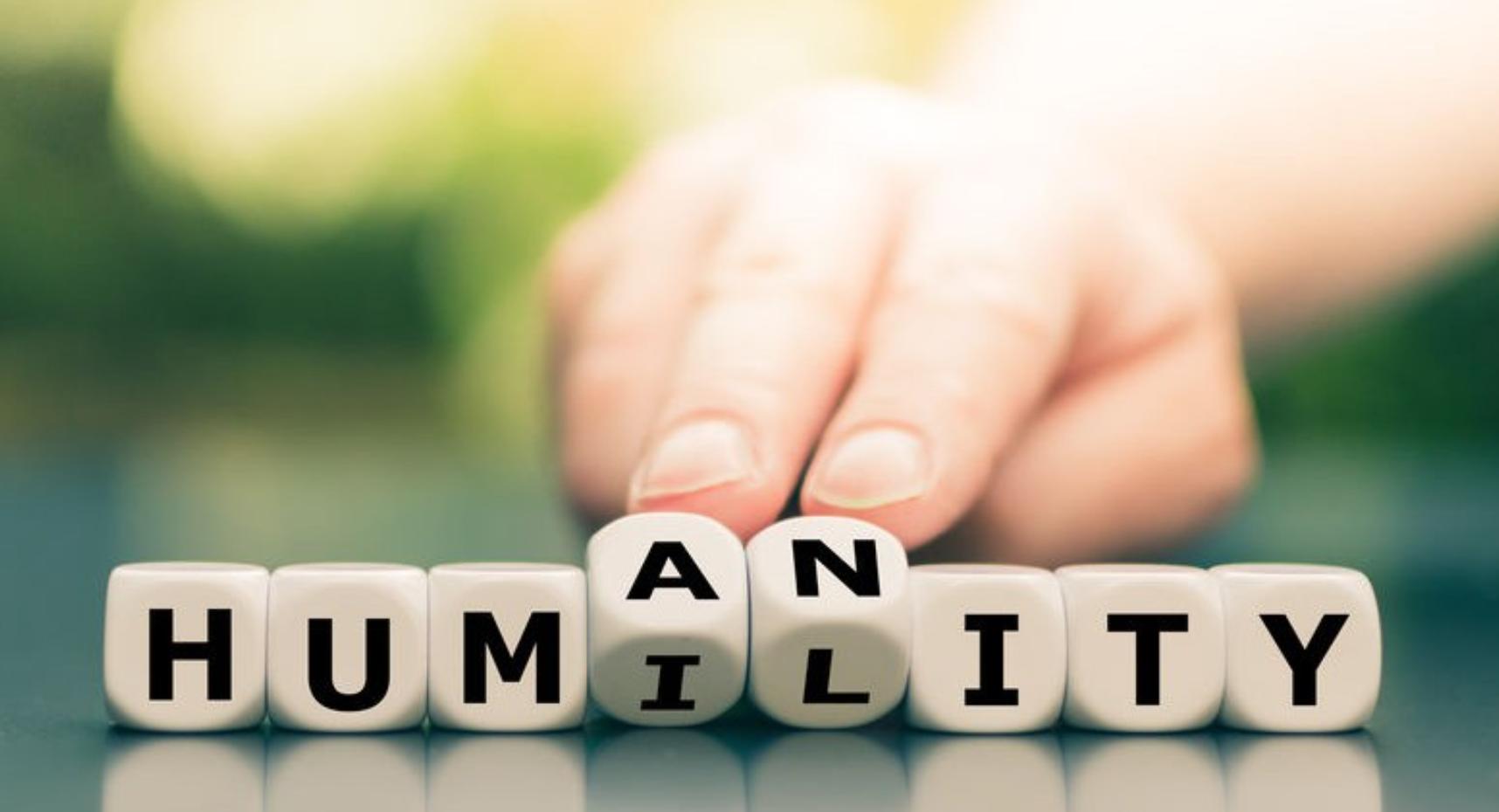 humanity humility
