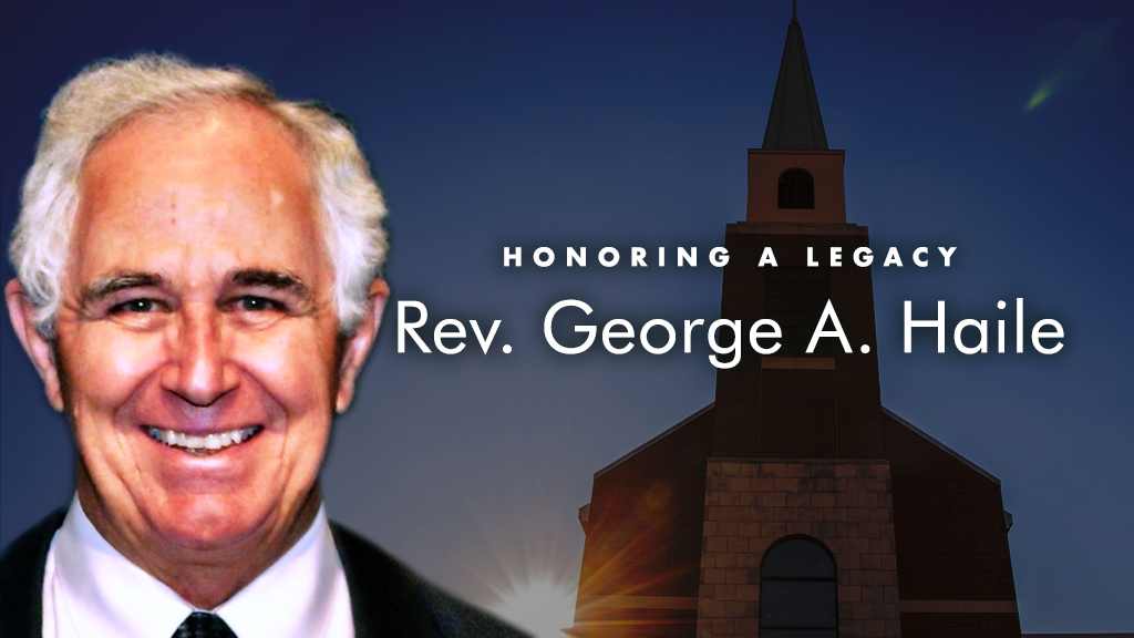 In Memory of Rev. George A. Haile