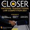 Winners Announced for <em>The Closer</em>, Baylor Law's Elite National Transactional Law Competition