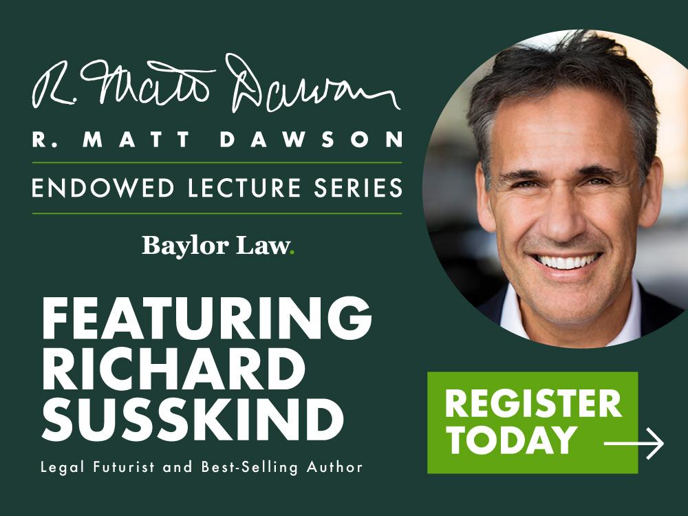 The R. Matt Dawson Endowed Lecture Series