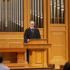 """Spring 2021 Convocation Address: """"With Radiant Hope"""""""