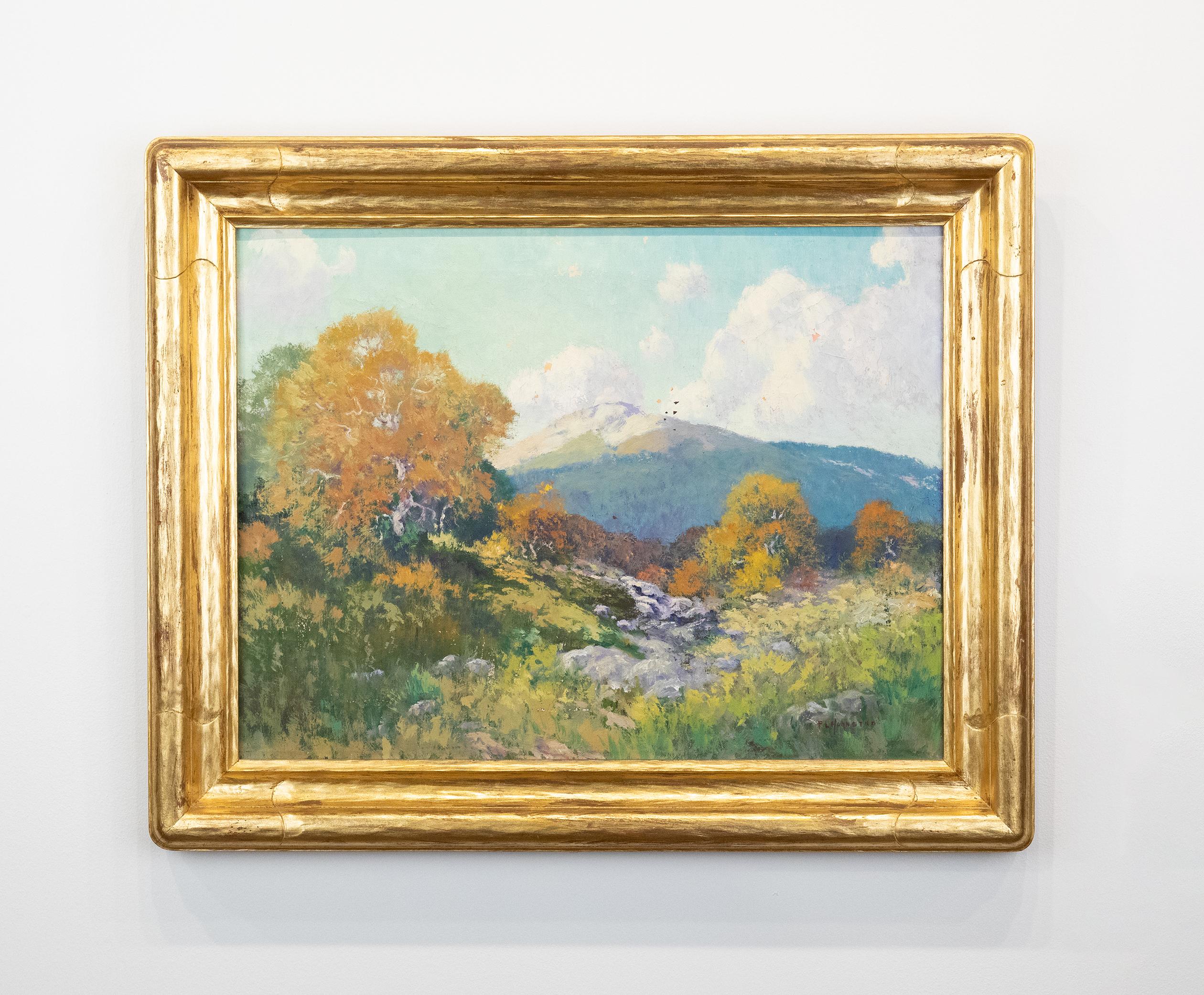 Peter Lanz Hohnstedt, Untitled Landscape