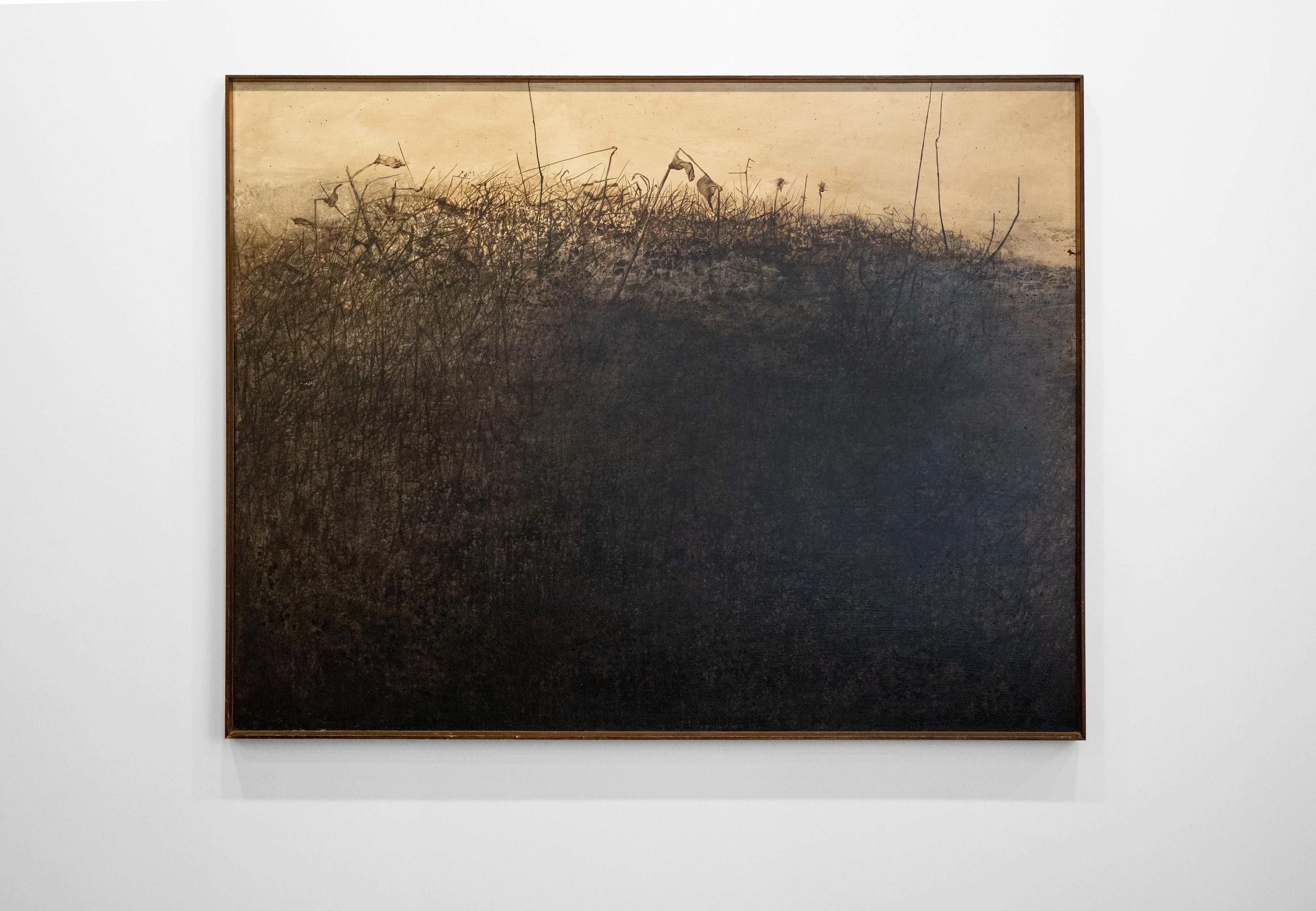 Gibbs Milliken, Dormant Earth