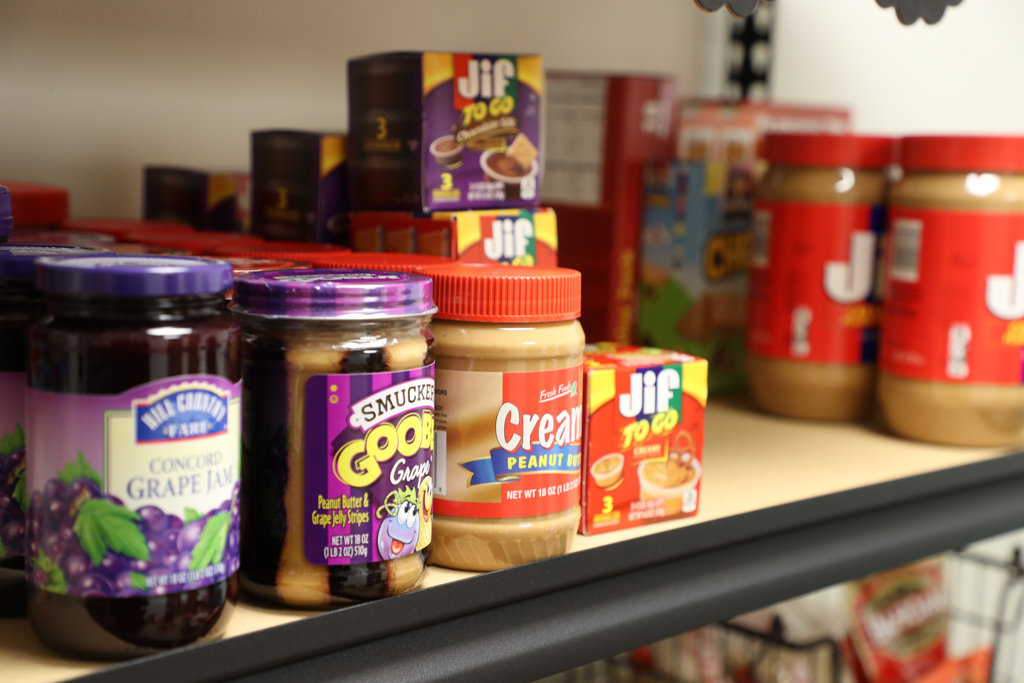 The Store On-Campus Food Pantry