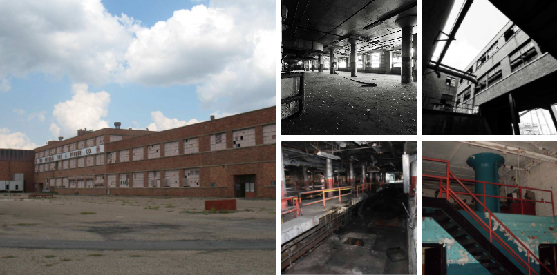 Vacant Facility Acquired - 1995