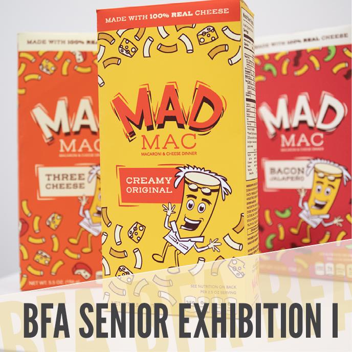 BFA Senior Exhibition I