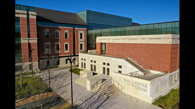 Full-Size Image: Paul L. Foster Campus for Business and Innovation
