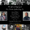 [The Life and Legacy of Dr. Martin Luther King Jr.: A Celebration Through Word and Song]