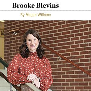 Brooke Blevins in Wacoan