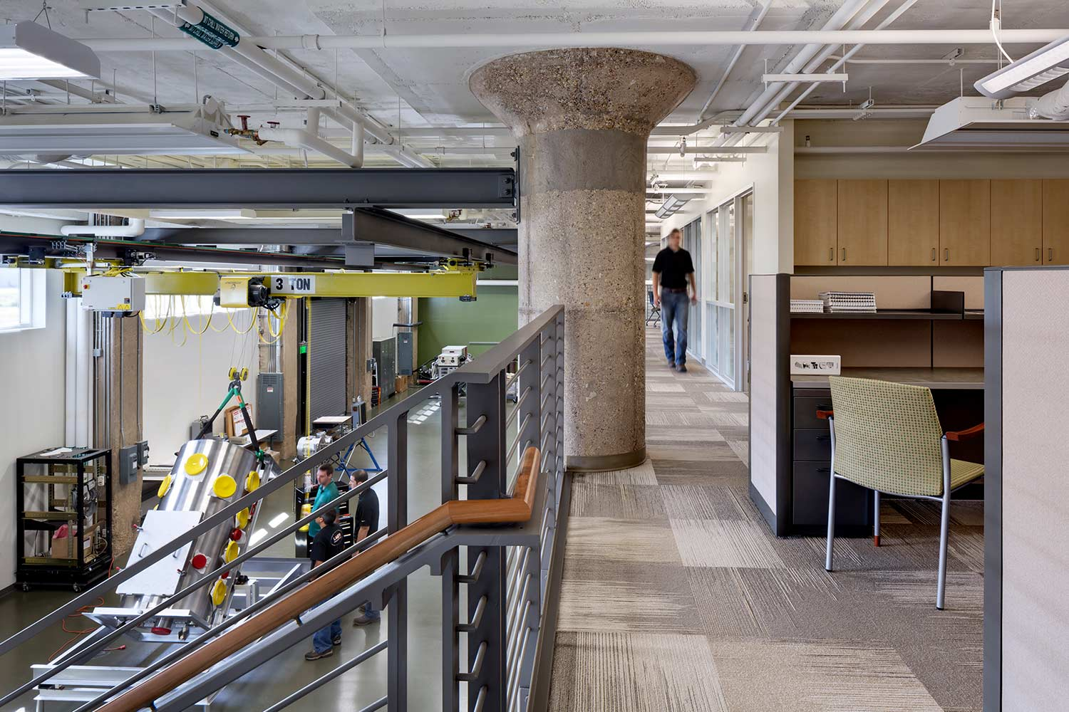 Casper Lab and Office Space