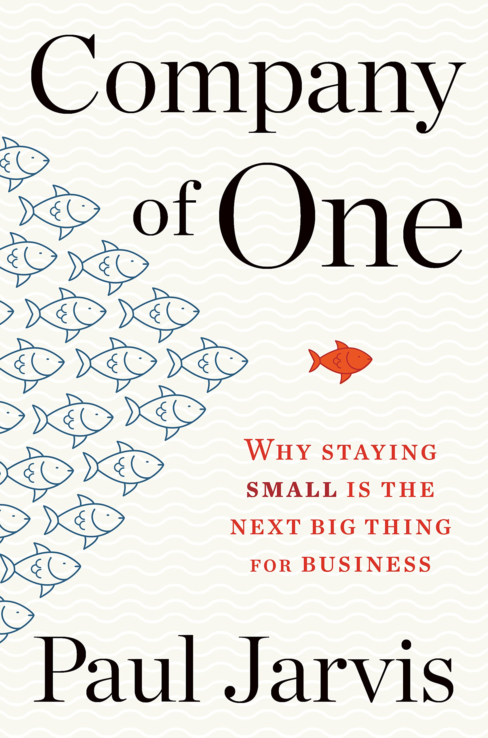 cover image of book titled Company of One
