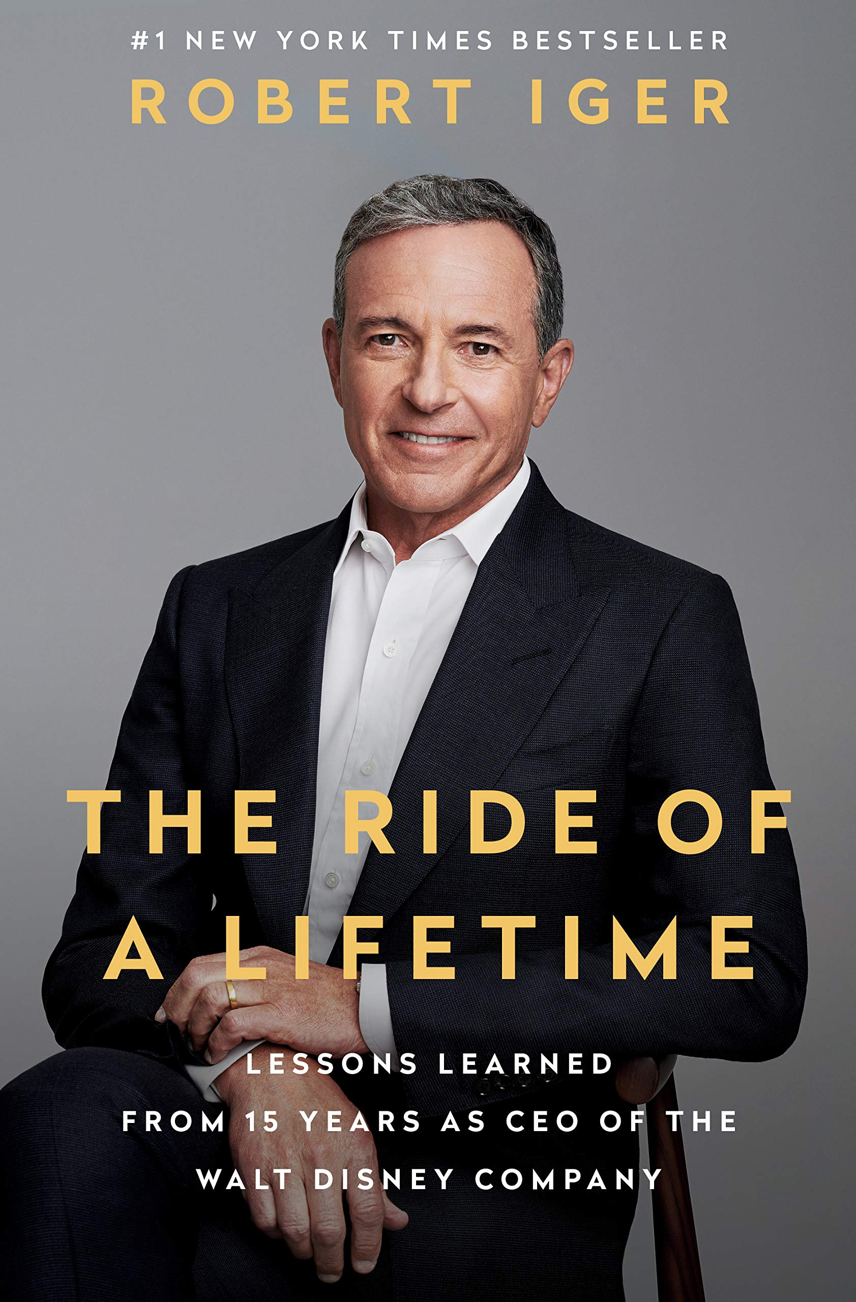 cover image of book Ride of a Lifetime