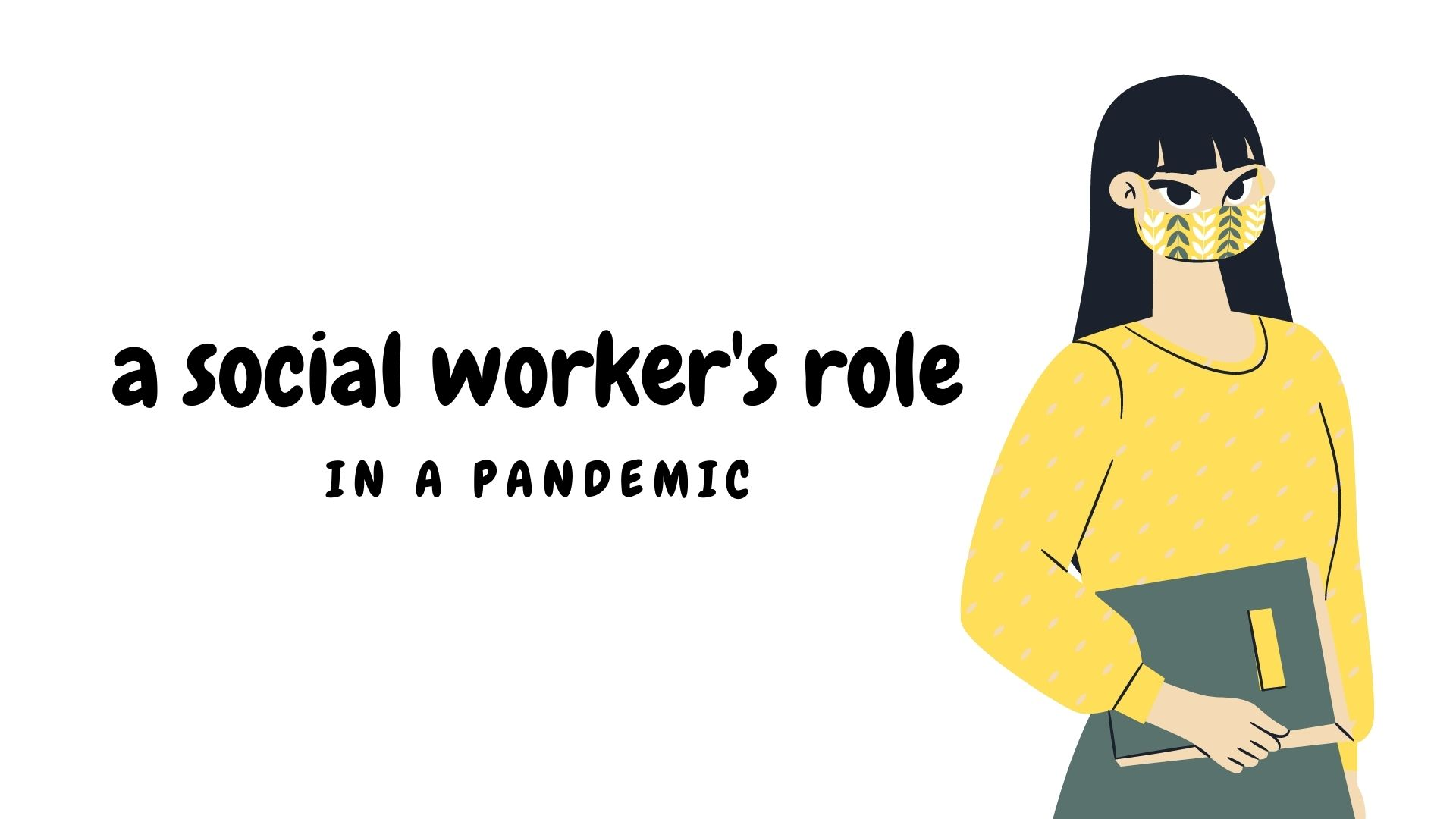 social worker's role in pandemic