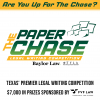 The Paper Chase Legal Writing Competition Returns with $7k in Prize Money on the Line