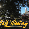 2021 All Staff Meeting Available Online!