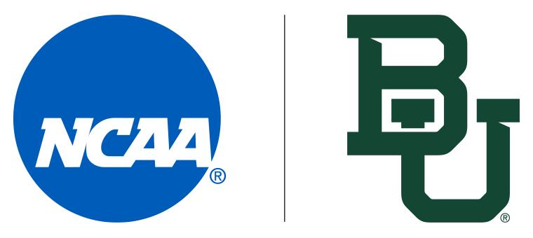 NCAA logo | Baylor logo