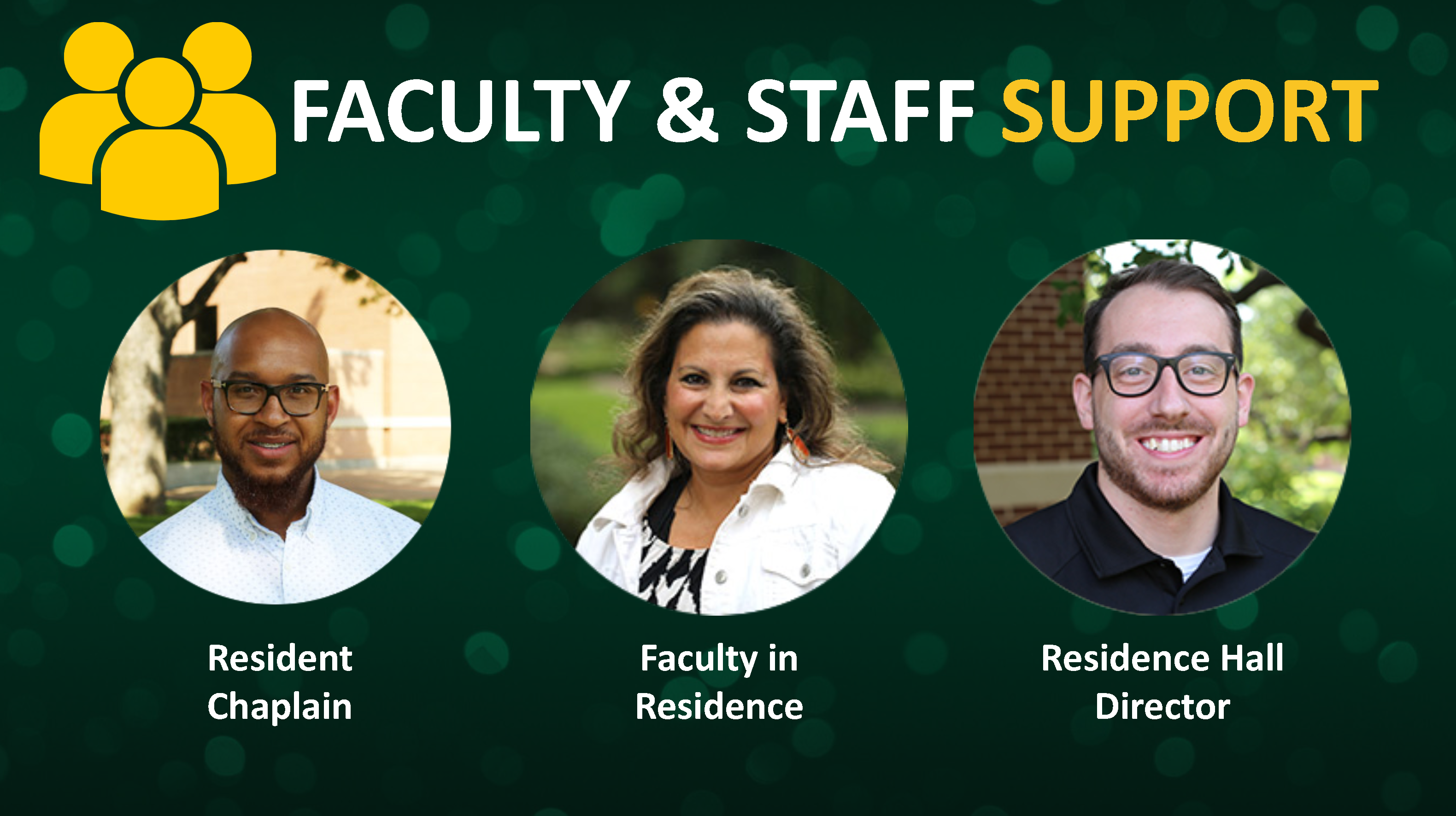 Faculty/Staff Support
