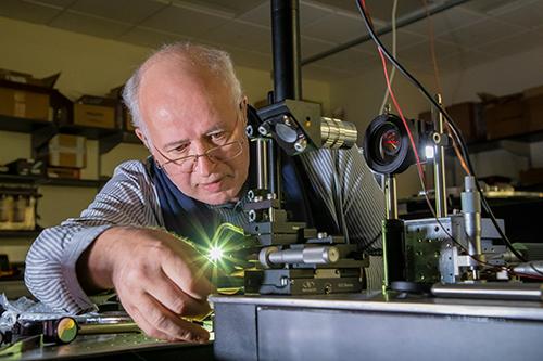 Quantum Optics - Making Adjustment